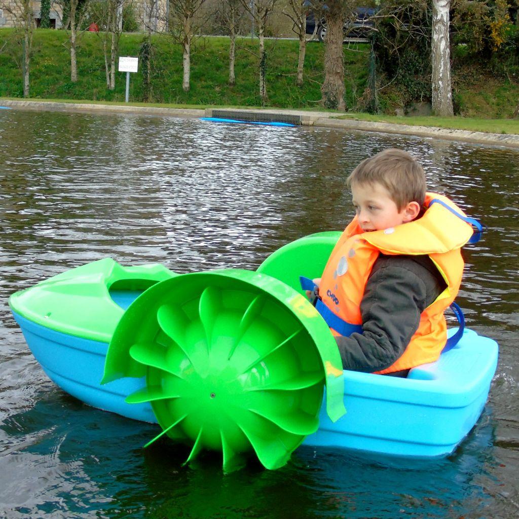 Paddle à Fos sur mer